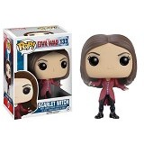FUNKO Pop Scarlet Witch (Merchant) - Movie and Superheroes