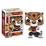 FUNKO Pop Tigress Kung Fu Panda (Merchant) - Movie and Superheroes