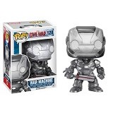 FUNKO Pop War Machine (Merchant) - Movie and Superheroes