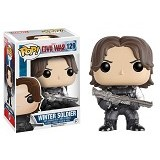 FUNKO Pop Winter Soldier (Merchant) - Movie and Superheroes