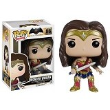 FUNKO Pop Wonder Woman (Merchant) - Movie and Superheroes