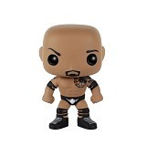 FUNKO The Rock POP Vinyl [3412-F3412] - Boneka Karakter / Fashion