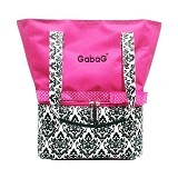GABAG Ayana Pink Bow (Merchant) - Cooler Box
