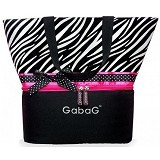 GABAG Cooler Bag Zebra [g-zebra] - Cooler Box