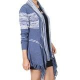 GAIA CLOTHE LINE Cardigan HC [103Denim] - Denim - Cardigan Wanita