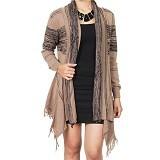 GAIA CLOTHE LINE Cardigan HC [103Moca] - Moca - Cardigan Wanita