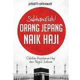 GALANGPRESS Catatan perjalanan Haji dari Negeri Sakura - Craft and Hobby Book