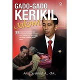 GALANGPRESS Gado Gado Kerikil Jokowi [GL000265] - Craft and Hobby Book