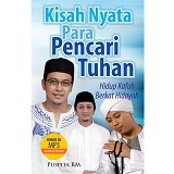 GALANGPRESS Kisah Nyata Para Pencari Tuhan [KN000018] - Craft and Hobby Book