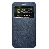 GALENO Filp Cover Oppo F1s - Blue (Merchant) - Casing Handphone / Case
