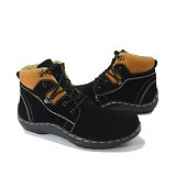 GALLERY FANNY SHOP LK Size 40 [020] - Black - Dress Boots Pria