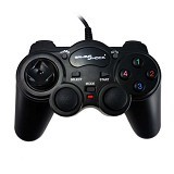 GAMESHOCK Gamepad Single Getar Standard [HY-8103] (Merchant) - Gaming Pad / Joypad