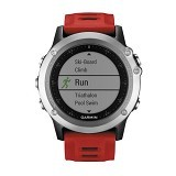 GARMIN Fenix 3 - Silver (Merchant) - Gps & Running Watches