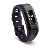 GARMIN Vivosmart HR - Purple - Activity Trackers