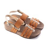 GARSEL Sandal Sepatu Wanita Size 38 [L 327] (Merchant) - Sandal Casual Wanita