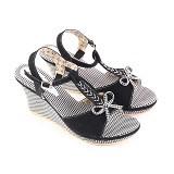GARSEL Sepatu Wanita Size 36 [L 322] (Merchant) - Wedges Wanita