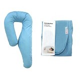 GARYMAN Maternity Pillow Seven [BZ-1249] - Blue - Feeding, Boppy Pillows Covers