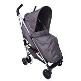 GB Baby Stroller [GB 2040] - Brown