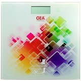 GEA Bathroom Scale [9807-04] - Spring Time - Alat Ukur Berat Badan