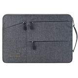 GEARMAX Wiwu Premium 13.3 Inch [GM4101MB11] - Gray (Merchant) - Notebook Sleeve