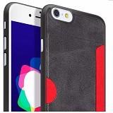 GEARMAX Wiwu Premium iPhone 6/6s Case 4.7 Inch [SJ-001] - Black (Merchant) - Casing Handphone / Case