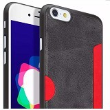 GEARMAX Wiwu Premium iPhone 6 Plus/6s Plus Case 5.5 Inch [SJ-001] - Black (Merchant) - Casing Handphone / Case