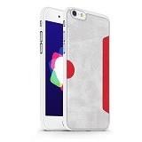 GEARMAX Wiwu Premium iPhone 6 Plus/6s Plus Case 5.5 Inch [SJ-001] - White (Merchant) - Casing Handphone / Case