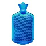 GENERAL CARE Hot Water Bag - Blue (Merchant) - Terapi Kompres