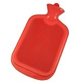 GENERAL CARE Hot Water Bag - Red (Merchant)