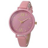 GENEVA Platinum For Woman - Pink (Merchant) - Jam Tangan Wanita Fashion