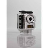 GENIUS Action Cam FHD300 - Camcorder / Handycam Flash Memory