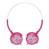 GENIUS Headphone [GHP-400F] - Pink - Headphone Portable