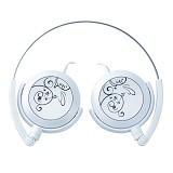GENIUS Headphone [GHP-400F] - White - Headphone Portable