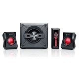 GENIUS Speaker 2.1 [SW-G 2.1 1250] - Speaker Computer Performance 2.1