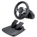 GENIUS Trio Racer F1 Racing Wheel (Merchant) - Digital Drawing / Tablet