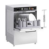 GETRA Commercial Dishwasher [Easy-500] - Mesin Pencuci Piring / Dishwasher