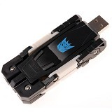 GFGADGET Transformer Ravage USB 2.0 Flash Drive 16GB (Merchant) - Usb Flash Disk Basic 2.0