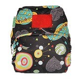 GG CLOTH DIAPER GG B Dipe Motif Galaxy - Cloth Diapers / Popok Kain