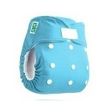 GG CLOTH DIAPER GG B Dipe Solid - Lite Blue - Cloth Diapers / Popok Kain