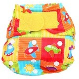 GG CLOTH DIAPER Cloth Diaper Aeroplane - Cloth Diapers / Popok Kain
