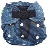 GG CLOTH DIAPER Cloth Diaper Denim - Cloth Diapers / Popok Kain