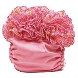 GG CLOTH DIAPER Cloth Diaper Tutu Pink - Cloth Diapers / Popok Kain