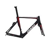 GIANT Frame Set Sepeda Balap Propel Advance Size S -Composite Red (Merchant) - Sepeda Balap / Racing Bike