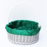 GIFTANDPARCEL Round Carry Rattan [BI-RCR-M] - Container
