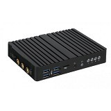 GIGABYTE Desktop Mini PC GB-EL-20-3710 (Merchant) - Desktop Mini Pc Intel Quad Core