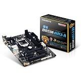 GIGABYTE Motherboard Socket LGA1150 [GA-B85M-HD3-A] - Motherboard Intel Socket LGA1150
