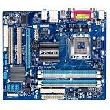 GIGABYTE Motherboard Socket LGA775 [GA-G41-COMBO] - Motherboard Intel Socket LGA775