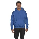 GILDAN Heavy Blend Adult Hooded Sweatshirt 88500 Size S - Royal (V) - Sweater / Cardigan Pria
