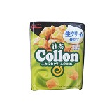 GLICO Collon Green Tea 21gr - Biskuit & Waffer