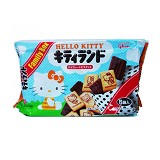 GLICO Hello Kitty Familybox 75gr - Biskuit & Waffer